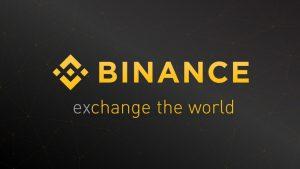 Exchanger Cryptocurrency : Binance
