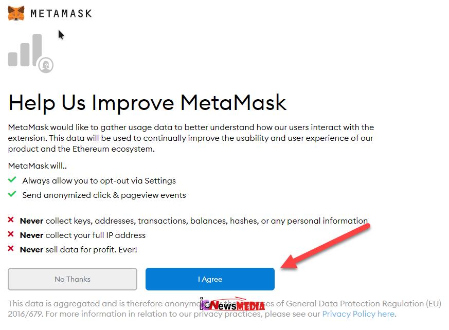 Term Service MetaMask