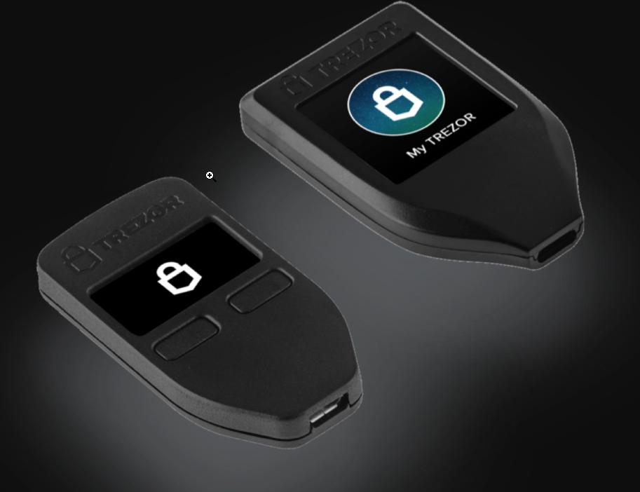 Trezor hardware wallet terbaik untuk menyimpan cryptocurrency