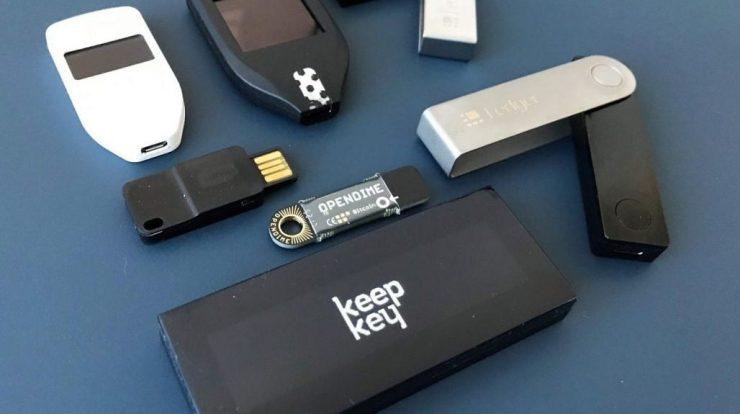 hardware wallet terbaik