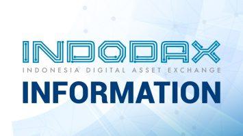 Deposit di Indodax pending