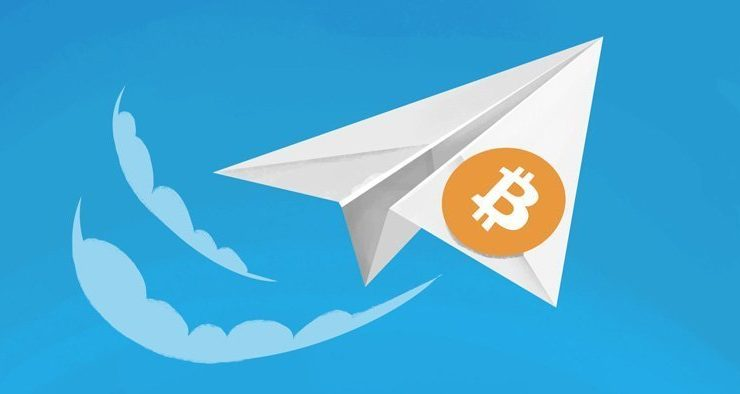 Telegram crypto