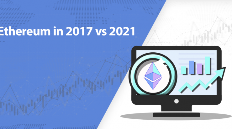 Ethereum 2017 vs 2021