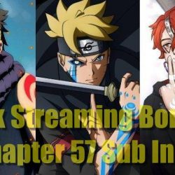 Link Streaming Boruto Chapter 57 Sub Indo