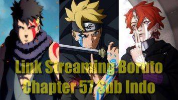Link Streaming Boruto Chapter 57 Sub Indo