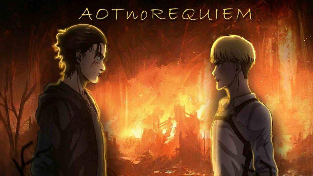 Baca Aot Requiem Manga | Attack On Titan Requiem Ending