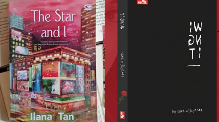 Novel Terpopuler Indonesia