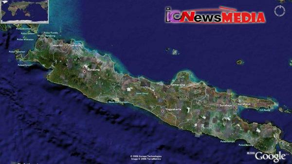 Viral Pulau Jawa, Ada Apa Dengan Pulau Jawa?