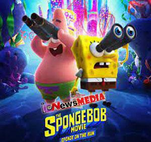Wallpaper Spongebob Menjadi Wallpaper Viral di Tiktok 2021