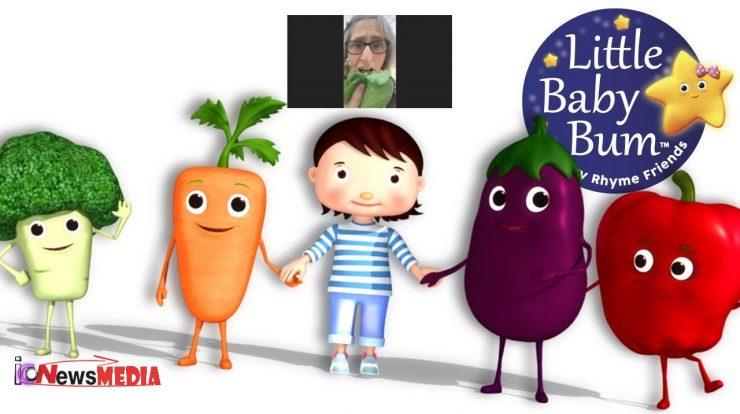 Eat Your Vegetables TikTok | Eat Your Vegetables Original Video Flul