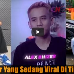 IG Alex Bhizer Yang Sedang Viral Di TikTok